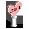 I Love You I-icon