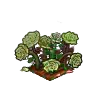 Wither Bunch Green Rose-icon