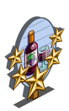 Shiraz 5 Star Mastery Sign-icon