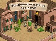Southwestern items