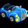 Toy Sports Car-icon