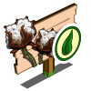 Organic Cotton Mastery Sign-icon