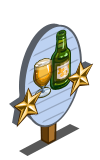 Aussie Beer 2 Star Mastery Sign-icon