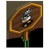 Female Mandarin Duck Mastery Sign-icon