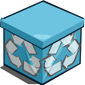 Recycle Box Blue-icon