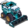 Holiday Tractor-icon