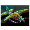 Treasure Biplane-icon