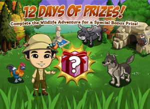 Wildlife Adventure Countdown Loading Screen
