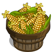 Sweet Corn (Australia) Bushel-icon