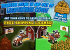 Shipping License Loading Screen