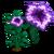Purple Petunia-icon