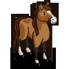 Buckskin Horse-icon