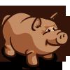 Tamworth Pig-icon