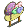 Heart Candy Tree Mastery Sign-icon