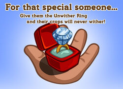 Unwither Ring Load