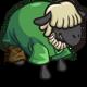 Shaggy Kid Sheep-icon