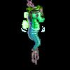 Trident Tail Sea Horse-icon