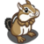 Chipmunk-icon