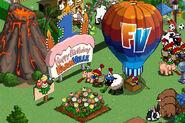 FarmVille's 1st B-Day Event