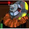 Crashed UFO-icon