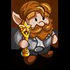 Prized Employee Gnome-icon