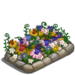 Blooming Flowerbed-icon