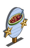 Rhubarb Crumble 2 Star Mastery Sign-icon