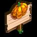 Baroque Pumpkin Mastery Sign-icon