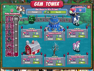 Gem Tower Rewards