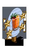 Kangaroo Paw Cocktail 4 Star Mastery Sign-icon