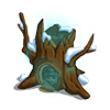 Tree Stump-icon