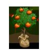Orange Sapling-icon