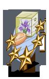 Iris Soap 5 Star Mastery Sign-icon