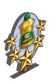 Canola Oil 5 Star Mastery Sign-icon
