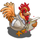 Vow Reader Rooster-icon