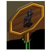 Black Stallion Foal Mastery Sign-icon