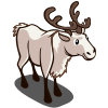 White Reindeer-icon.png