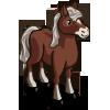 Haflinger-icon