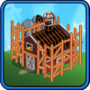 Barn Raising Posting Icon