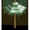 Green Umbrella-icon