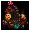 Chocolate Waterfall-icon