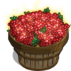 Candle Light Cranberries Bushel-icon