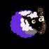 Bright Pink Bluish Violet Ewe-icon