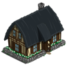 Thatched Cottage-icon