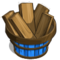 Apple Wood Basket-icon
