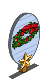Holly Wreath 1 Star Mastery Sign-icon