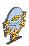 Pineapple Salsa 5 Star Mastery Sign-icon