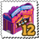 Toy Ducks Target Stamp-icon