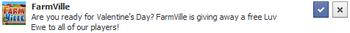 Luv Ewe FarmVille Free Gift