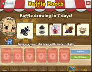Raffle Booth Draw September 19 2011